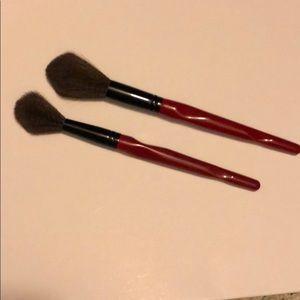 Smashbox Buildable Cheek &  Sheer Powder Brushes